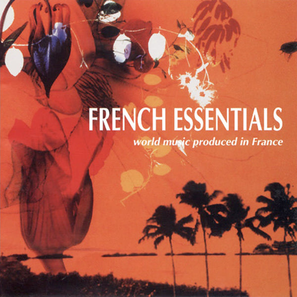 VARIOUS - French Essentials . 2CD