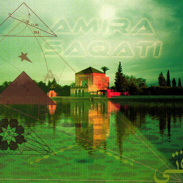 AMÏRA SAQATI - Destination Halal . CD
