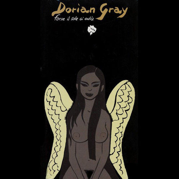 DORIAN GRAY - Forse Il Sole Ci Odia . CD + Book