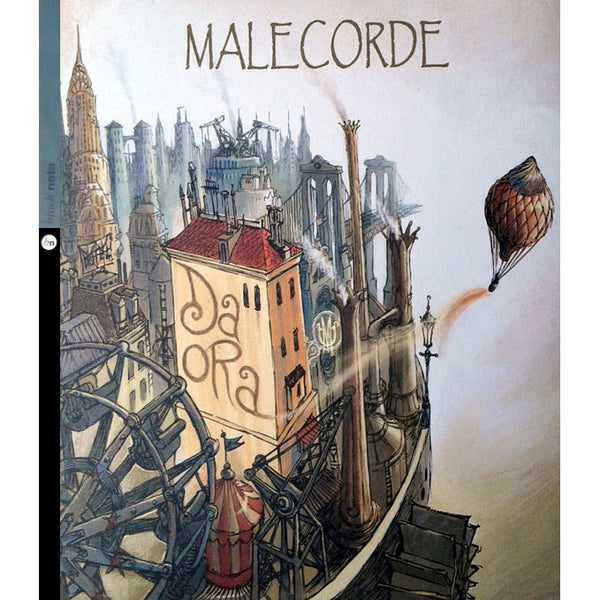 MALECORDE - Da ora . CD+Book