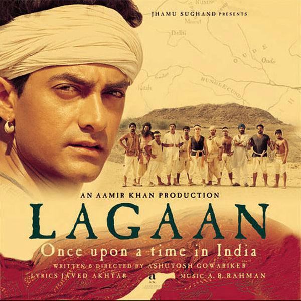 A.R. Rahman - Lagaan (Original Motion Picture Soundtrack) . CD