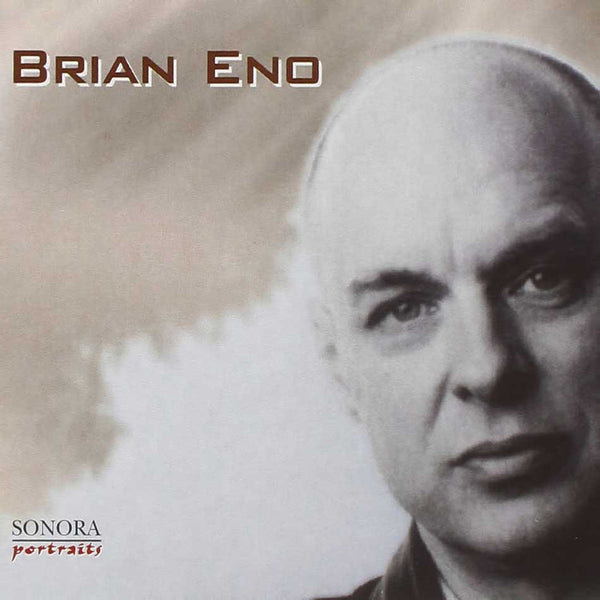 BRIAN ENO - Sonora Portraits #1 . CD + Book