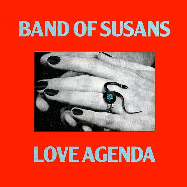 BAND OF SUSANS - Love Agenda . LP
