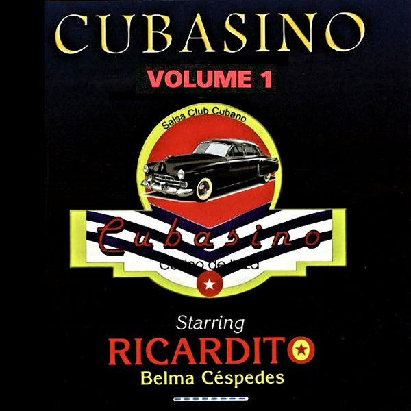 CUBASINO - Volume I & II . 2CD