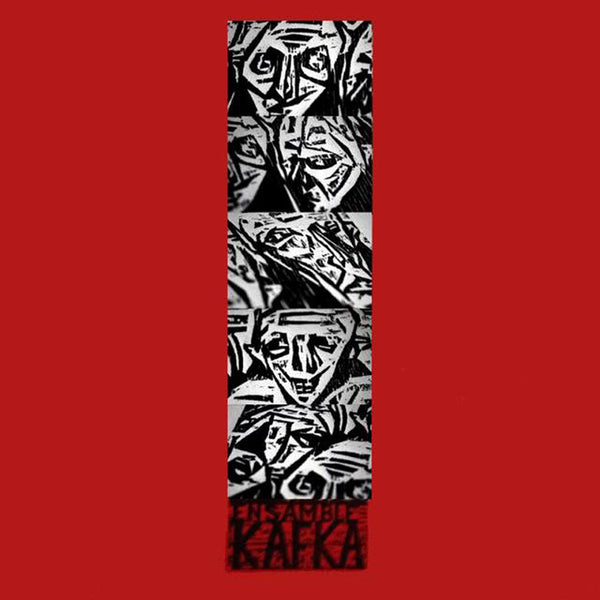 ENSAMBLE KAFKA [feat. STEVEN BROWN] - Ensamble Kafka . CD