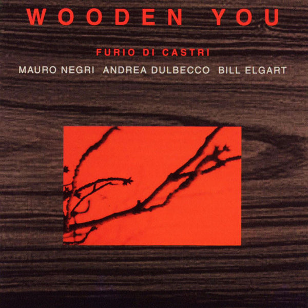 FURIO DI CASTRI - Wooden You . CD