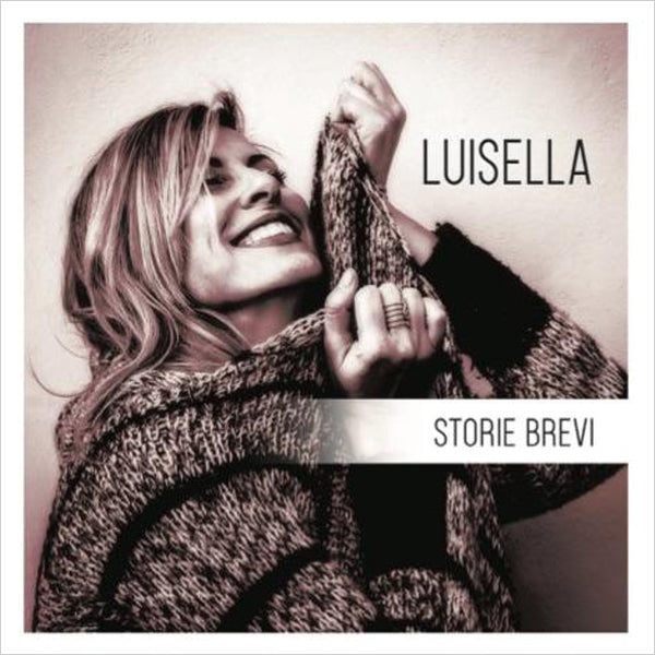 LUISELLA - Storie brevi . CD