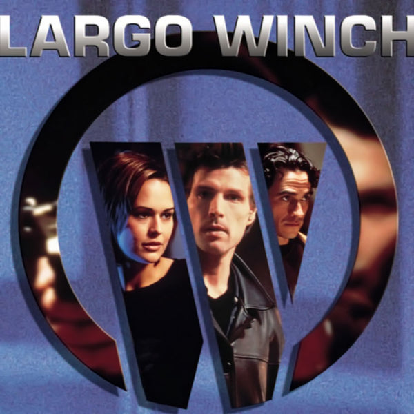 MICHEL COLOMBIER - Largo Winch . CD