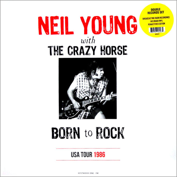 NEIL YOUNG - Born To Rock