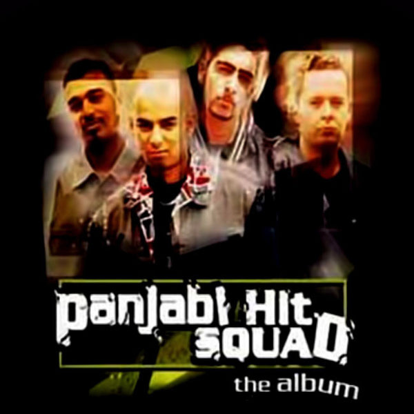 PANJABI HIT SQUAD - The Album . CD