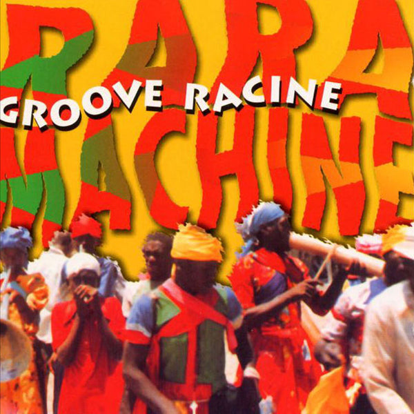RARA MACHINE - Groove Racine . CD