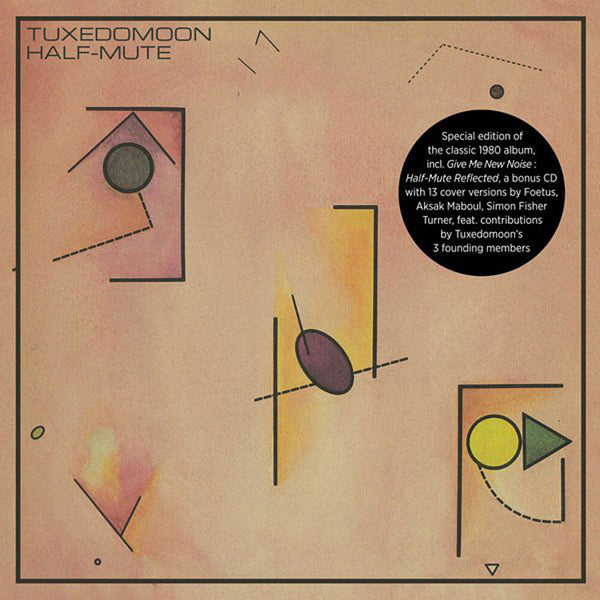 TUXEDOMOON + VARIOUS - Half-Mute + Give Me News Noise/Half-Mute Reflected . 2LP