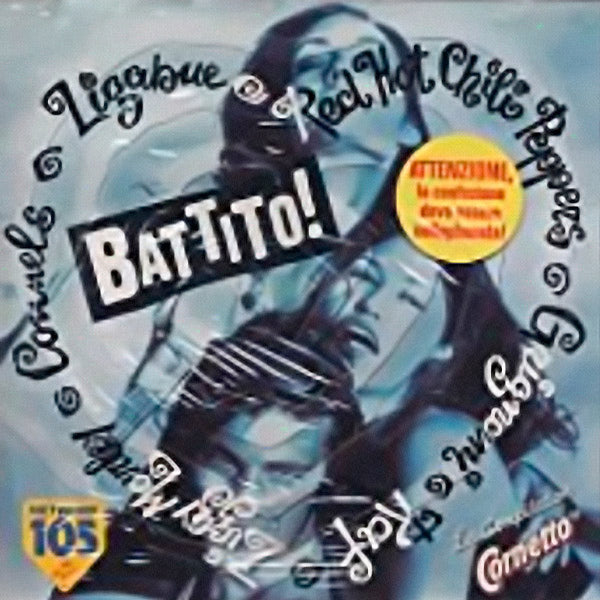 VARIOUS - Battito! . CD