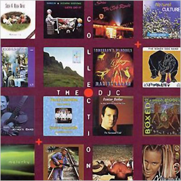 VARIOUS - The DJC Collection . CD