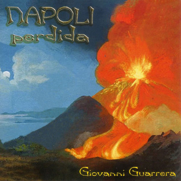 GIOVANNI GUARRERA - Napoli perdida . CD
