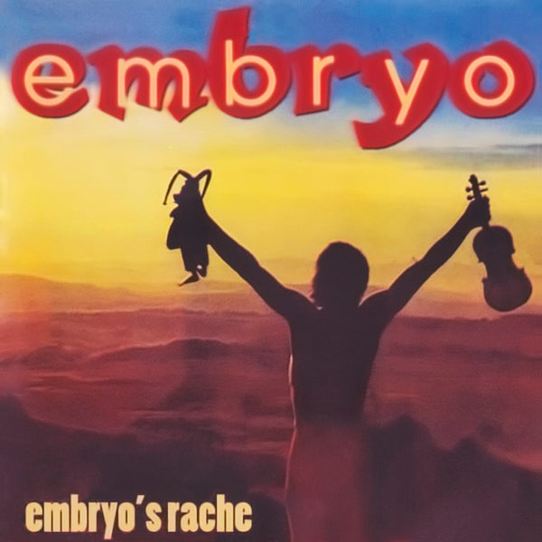 EMBRYO - Embryo's Rache . LP
