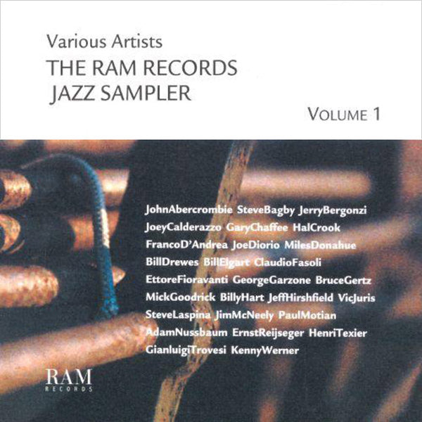 VARIOUS - The Ram Records Jazz Sampler / Volume 1 . CD