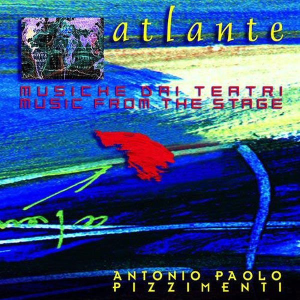 ANTONIO PAOLO PIZZIMENTI – Atlante . CD