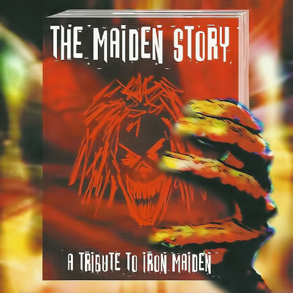 THE MAIDEN STORY - A Tribute To Iron Maiden Vol.2 . CD