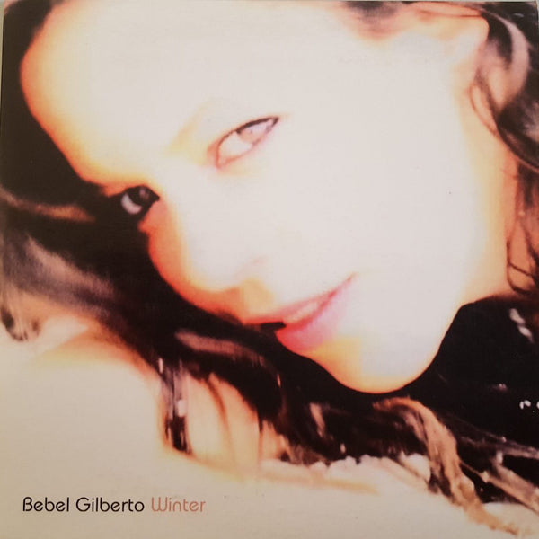 BEBEL GILBERTO - Winter . CD promo single