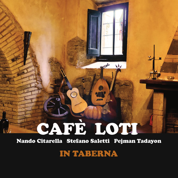 CAFÈ LOTI - In Taberna . CD