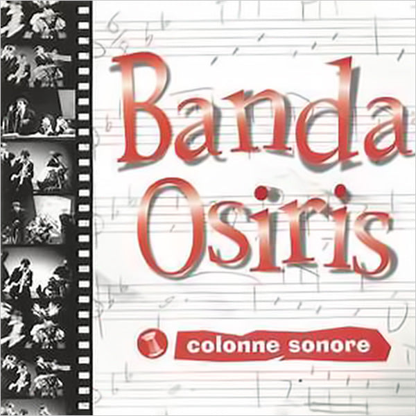 BANDA OSIRIS - Colonne sonore . CD