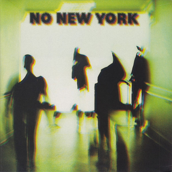 VARIOUS – No New York . LP