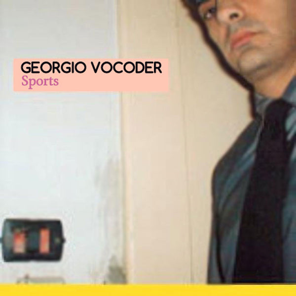 GEORGIO VOCODER - Sports . CD