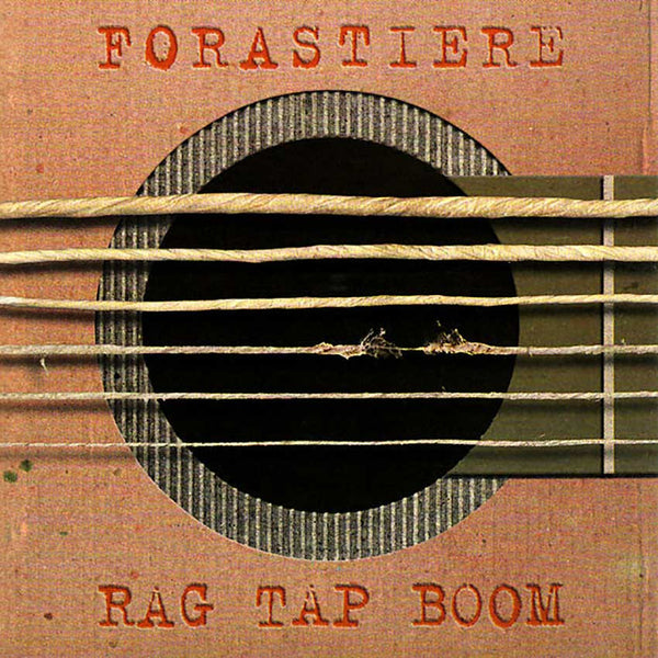 FORASTIERE - Rag Tap Boom . CD