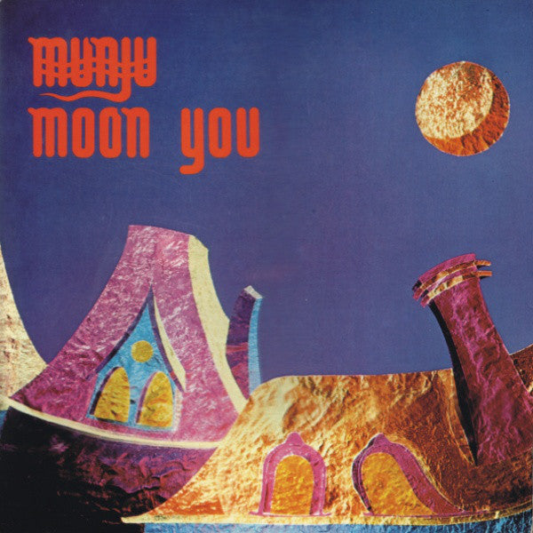 MUNJU - Moon You . LP