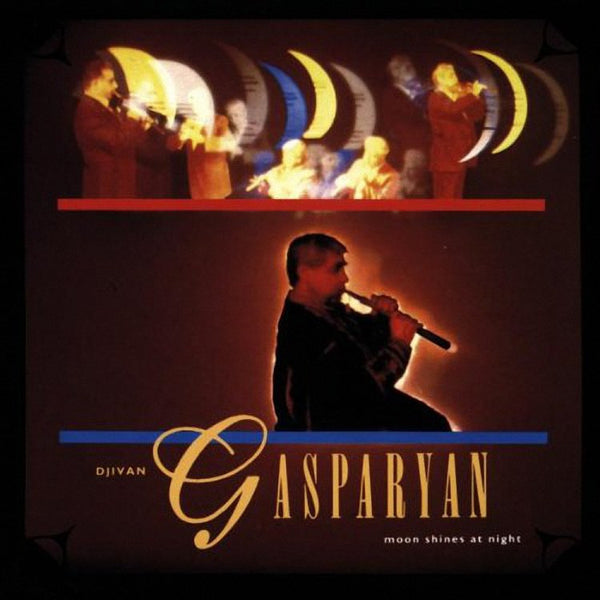 DJIVAN GASPARYAN - Moon Shines At Night
