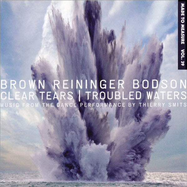 STEVEN BROWN. BLAINE L. REININGER & MAXIME BODSON - Clear Tears/Trouble Waters . CD