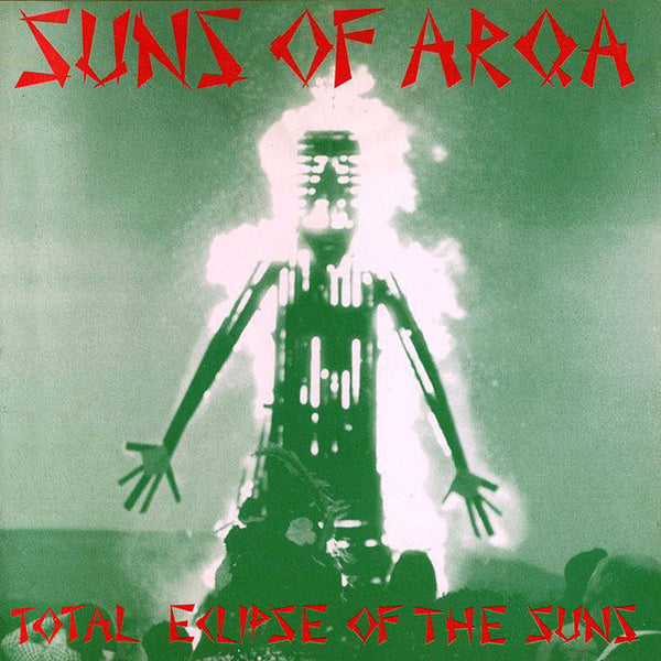 SUNS OF ARQA - Total Eclipse Of The Suns . CD