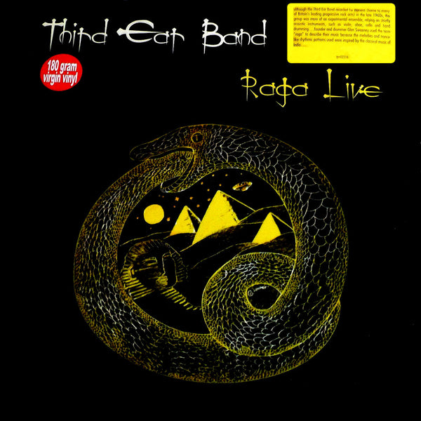 THIRD EAR BAND - Raga Live . 2LP