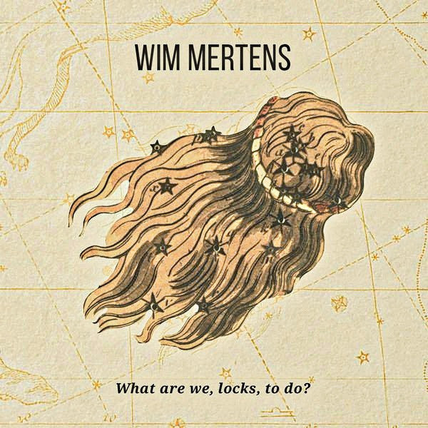 WIM MERTENS - What Are We, Locks, To Do?