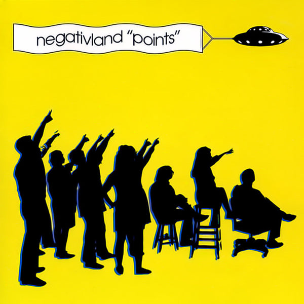 NEGATIVLAND – Points . LP