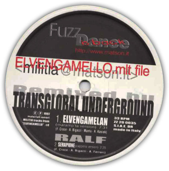 MILITIA remixed by TRANSGLOBAL UNDERGROUND . RALF - Elvengamello.mlt file