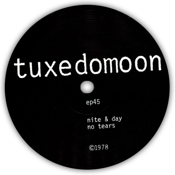 TUXEDOMOON ‎– No Tears . EP . Label B