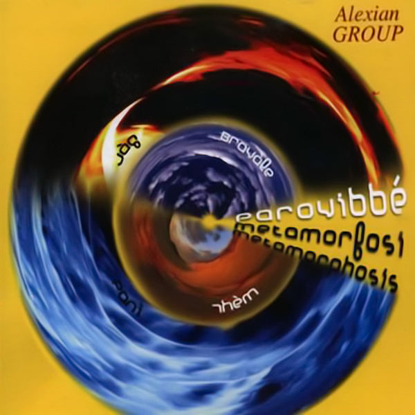 ALEXIAN GROUP - Metamorfosi . CD