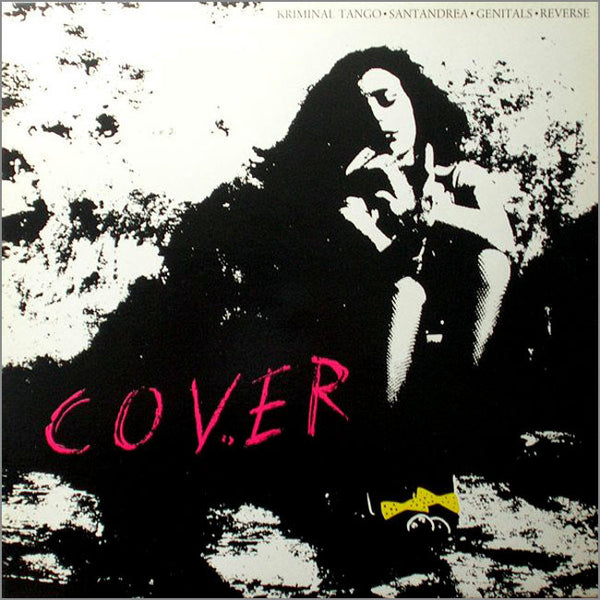VARIOUS - Cover . LP