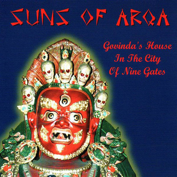 SUNS OF ARQA - Govinda's House In The City Of Nine Gates (Remixes Vol. 2) . CD