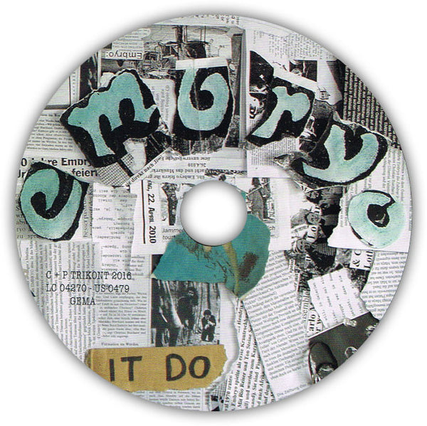 EMBRYO - It Do . CD