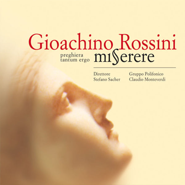 GIOACHINO ROSSINI - Miserere . CD