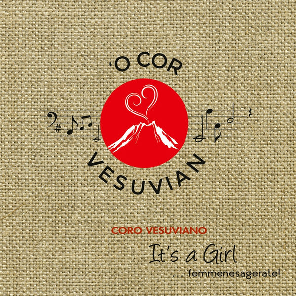 CORO VESUVIANO - It's a Girl... femmenesagerate . CD