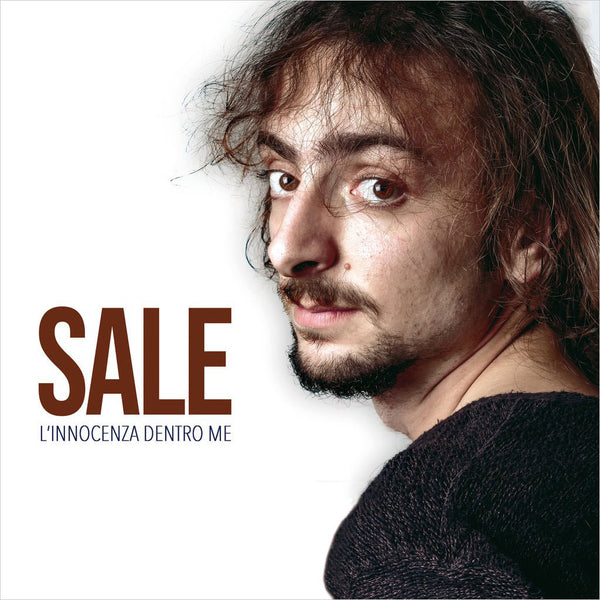 SALE . L'innocenza dentro me . CD