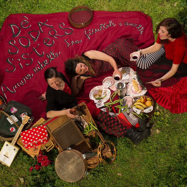 DE' SODA SISTERS - Arriverà l'estate? . CD