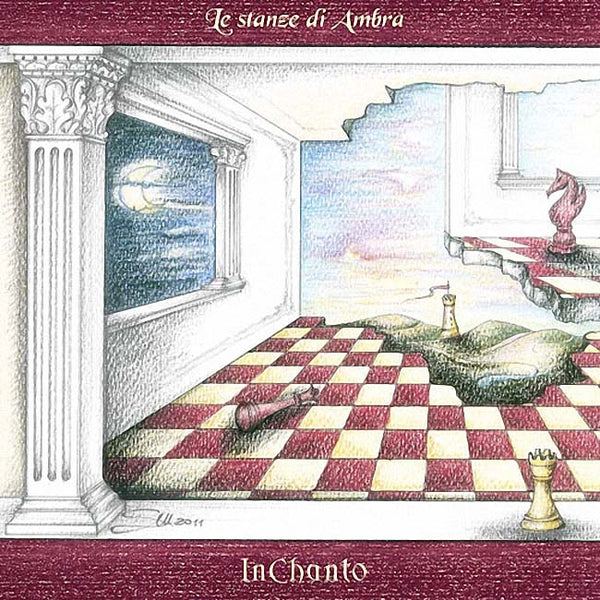 INCHANTO - Le stanze di Ambra . CD