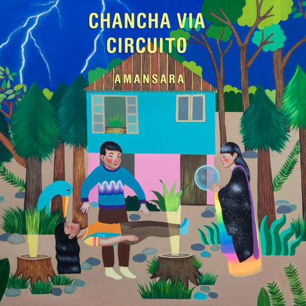 CHANCHA VIA CIRCUITO - Amansara . CD