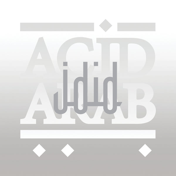 ACID ARAB - Jdid . CD