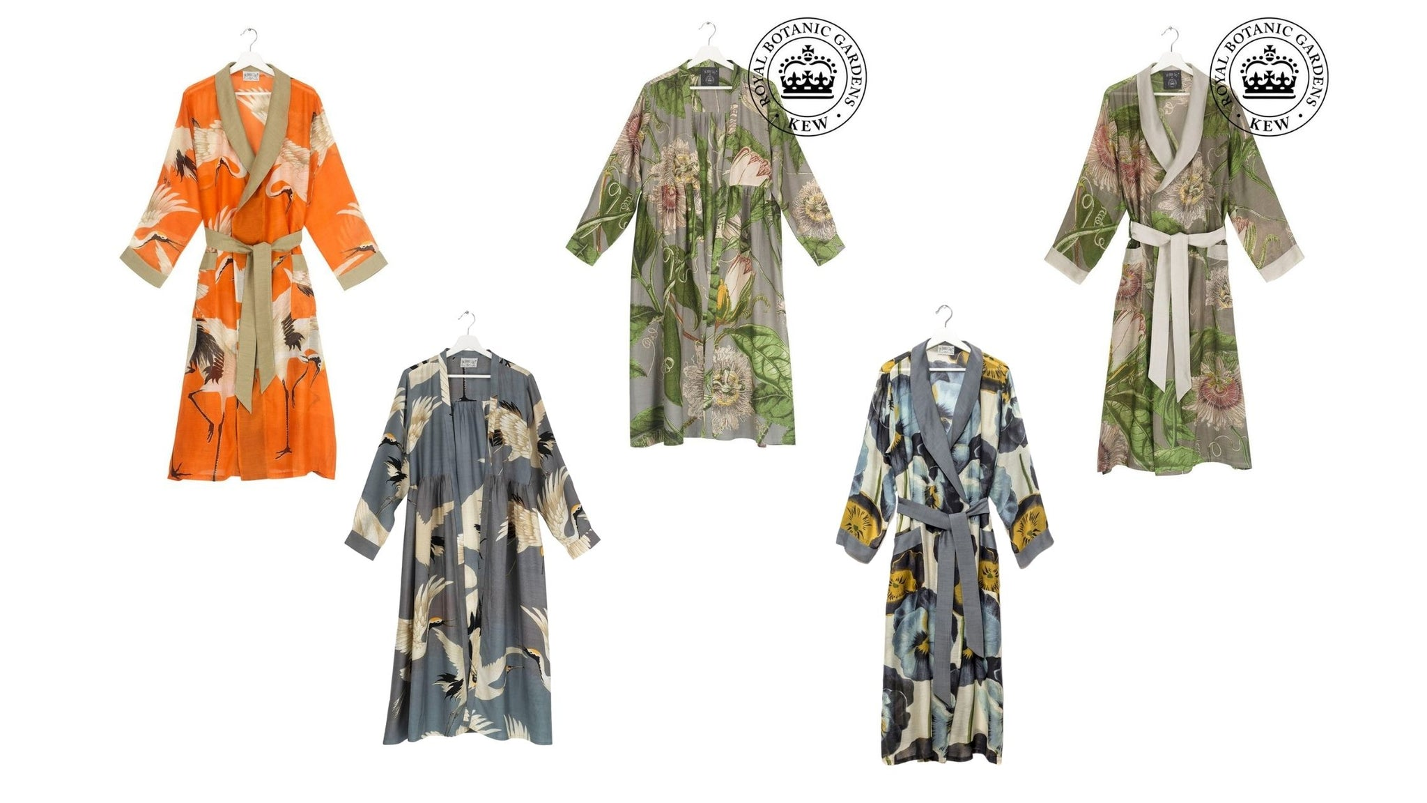 100 Stars Duster Coats and Dressing Gowns